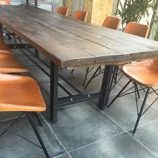 Wooden Boardroom Table Office Furniture Board Room Furniture Reclaimed Table Modish