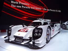 porsche 919 engine 2014 geneva motor show porsche 919 hybrid race car ready for