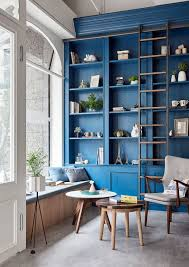 Decorating With Blue Best 25 Blue Library Furniture Ideas On Pinterest Blue Study