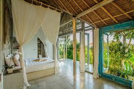 design villa bennu house most romantic design villa in ubud houses for rent