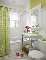 small bathroom color ideas pictures trendy shower curtains for your bathrooms