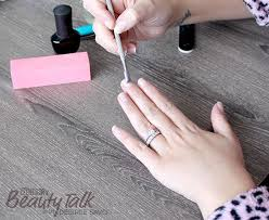 how to do a full at home manicure fitnessrx for women