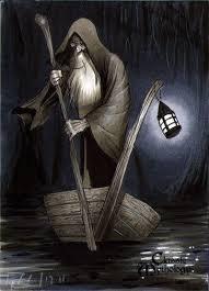 mythology trading cards by richard cox