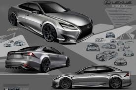 lexus isf sports car 2014 lexus is by deviantart to show its face at sema