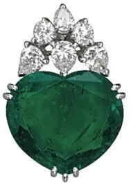 heart shaped emerald necklace images 52 best esmeralda images colombian emeralds hearts jpg