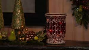 Christmas Lights In A Vase by 8