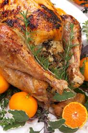 Traditional Thanksgiving Meal Traditional Thanksgiving Menu