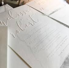 embossed wedding invitations best 25 embossed wedding invitations ideas on wedding