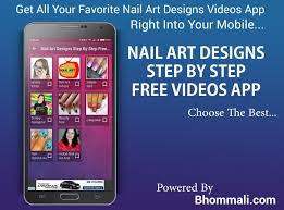 nail art designs step by step free videos app android apps on
