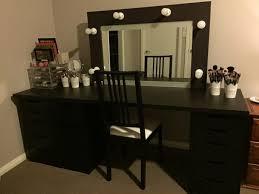 bedroom design magnificent vanity dresser white makeup vanity