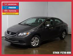 siege honda civic 2013 honda 2013 for sale at groupe mht amazing condition at a