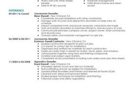 Sample Journeyman Electrician Resume by Journeyman Lineman Resume Reentrycorps