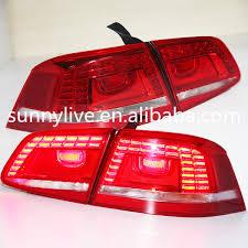 2011 vw cc led tail lights for european version vw passat b7l magotan led tail lights rear l