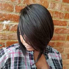 Sew In Bob Hairstyle Sew 40 Gorgeous Sew In Hairstyles
