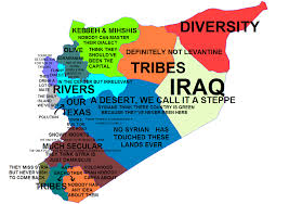Syria Situation Map by Map Of Stereotypes In Syria Before The War Syriancivilwar
