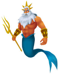 King Neptune Halloween Costume King Triton Mermaid Mermaid Parties Costumes