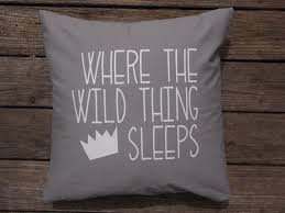 where the wild things are bedroom where the wild things are book inspired pillow cover max