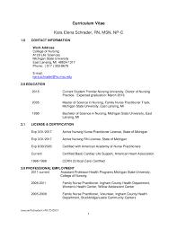 exles of nursing resume cv exle resume service nurses exle with