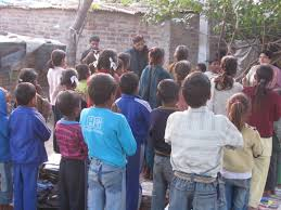 helping children at risk slum children u2013 sewa canada