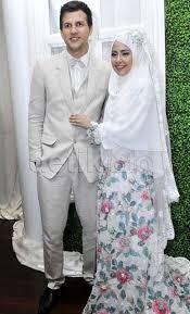 wedding dress syari foto 20 inspirasi gaun pengantin syar i yang cantik dan modern