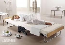 Foam Folding Bed Jay Be J Bed Folding Bed With Memory Foam Mattress Single
