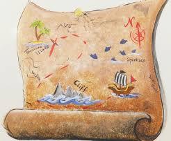 piratenzimmer wandgestaltung überbreites kinderbett als piratenbett handbemalt im piratenstyle