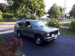 rare beast 1984 gmc jimmy street coupe