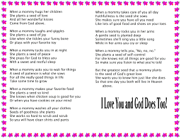 101 mothers day 2017 poems happy daughter spanish and church at
