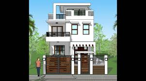 Modern Elevation by Modern House 3d Elevations And Plans Youtube