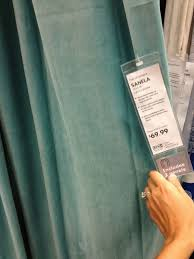 Turquoise Velvet Curtains Curtains Ideas Ikea Sanela Curtains Inspiring Pictures Of