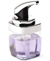 Simplehuman Bath Accessories 15oz Square Bt1076 Soap Pump