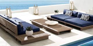 Outdoor Modern Furniture by Furniture Collections Rh