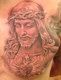 religious chest tattoos designs ideas and meaning tattoos for you