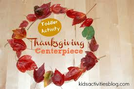 thanksgiving craft for toddlers