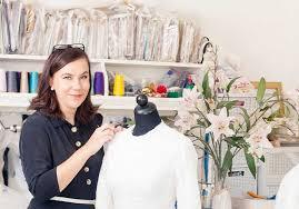 wedding dress maker award winning designer launches career as wedding dressmaker