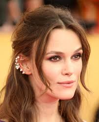how do you wear ear cuffs what is an ear climber and how do i wear one keira knightley in
