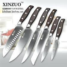 best kitchen knives 100 kitchen knife set 6 professional knife set best kitchen