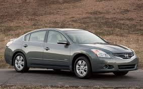 2016 nissan altima first drive baby steps 2011 nissan altima