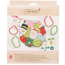 find the sweet sugarbelle cookie cutter set christmas basics at