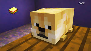 How To Make Doge Meme - minecraft how to make doge youtube