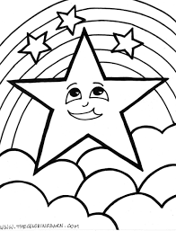cute rainbow coloring pages rainbow coloring pages image 10