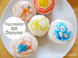 Easter Decorations On Cupcakes by Decorating Cupcakes With Kids The Artful Parent