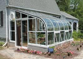 Sunroom Plans by Solarium Rooms Greenhouse Solarium Sun Room Curved Eave