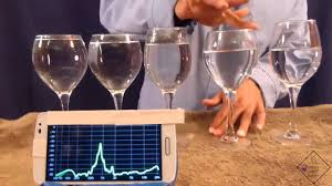 awesome wine glass song a science with bobert video short youtube