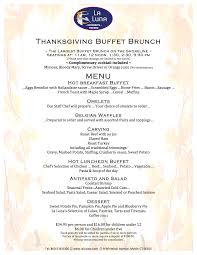 thanksgiving dinner boca raton la luna ristorante italiano branford ct thanksgiving brunch