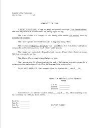 Word Templates For Reports Free Download Template Sample 1503510941 Affidavit Of Lost Note Letter Sample