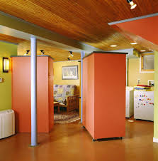 Cheap Basement Flooring Ideas with Basement Flooring Ideas Concrete Floor Underlayment For Carpet