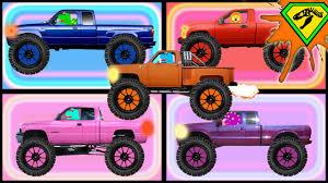 monster truck for children cartoon monster trucks for children monster trucks songs for kids