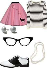 50s Halloween Costume 20 50s Costume Ideas Grease Costumes Poodle