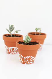 cute succulent pots 11 adorable diy pots for your spring and summer succulents